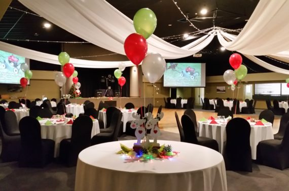 The Wangarang Christmas party