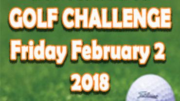 2018 Wangarang Golf Challenge