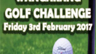2017 Wangarang Golf Challenge