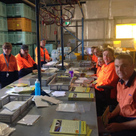 Mail out for Cowra Council