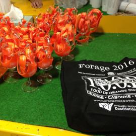 F.O.O.D Week Forage Bags