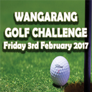 2017 Golf Challenge Sold out!