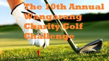 2020 Wangarang Charity Golf Challenge