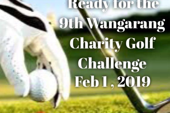 2019 Wangarang Charity Golf Challenge!